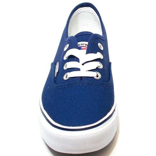 GREENWICH POLO CLUB - Mocasines de Lona para hombre azul turquesa 41 azul Size: 44 jm6dm3oQ0