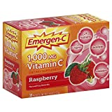 Alacer Emergen-C 1000 MG Vitamin C – Raspberry For Sale