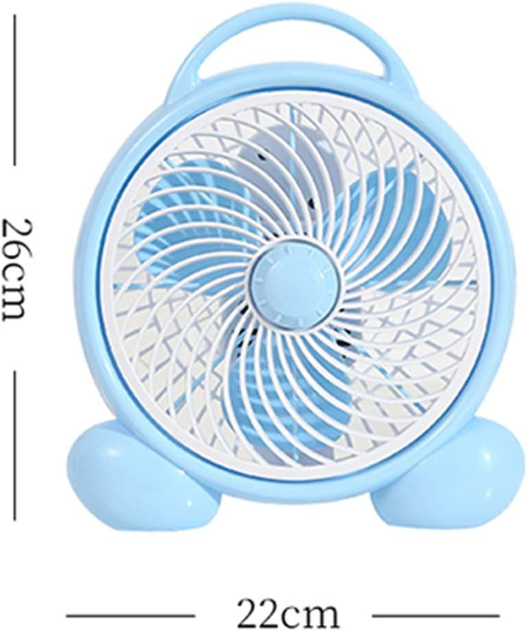 Outdoor Travel Office for Home XB Small Personal USB Fan Portable Mini Table Desk Fan Noiseless USB Cooling Fan