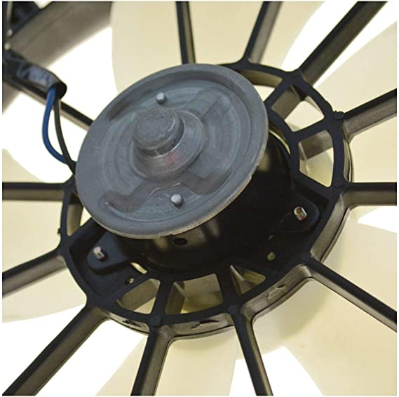 Radiator Cooling Fan Motor /& Shroud 19015-PZD-A01 for Honda Element CR-V