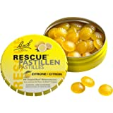 Bach Original Rescue Remedy Pastilles Saveur Lemon 50g