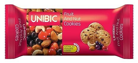 Fruit & Nut Cookies Per Pkt