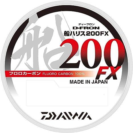 ダイワ ディーフロン 船ハリス200FX 2号 200mの画像