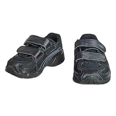 Puma Zapatillas para niño Negro Negro, Color Negro, Talla