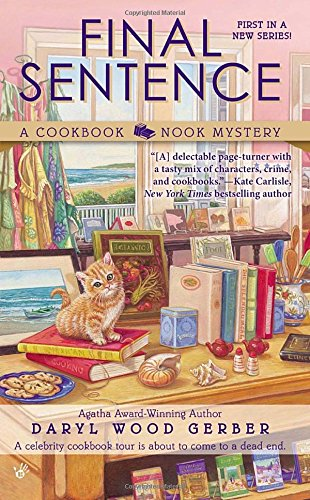 Final Sentence Cookbook Nook Mystery product image