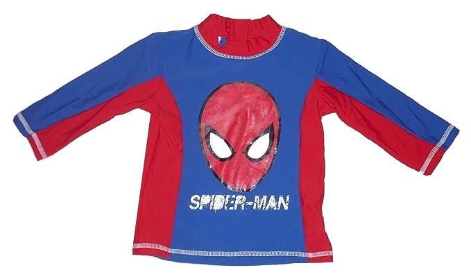 Spiderman Long Sleeve Top 3-4 YRS
