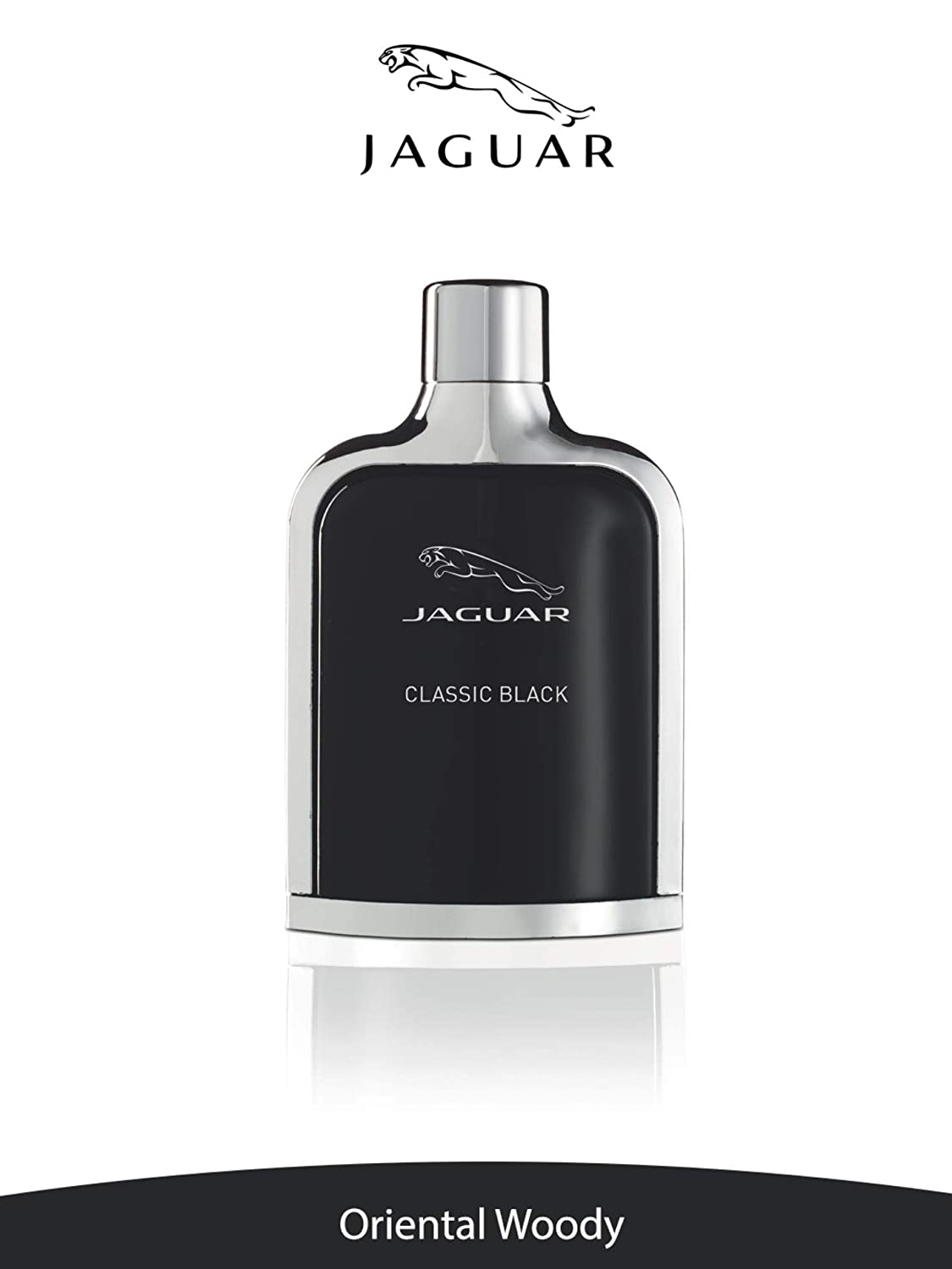 Amazon.com: Perfume Jaguar Classic Black, 3.40 oz.: Beauty