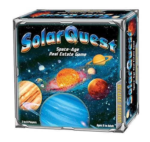 - SolarQuest The Space-Age Real Estate Game: Deluxe Edition