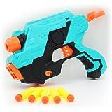 Strike Elite Toy Softgun Set (Bright color, foam suction darts)