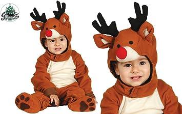 Disfraz de reno adorable para bebé - 12-24 meses: Amazon.es ...