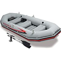 Deals on Intex Mariner 4, 4-Person Inflatable Boat Set