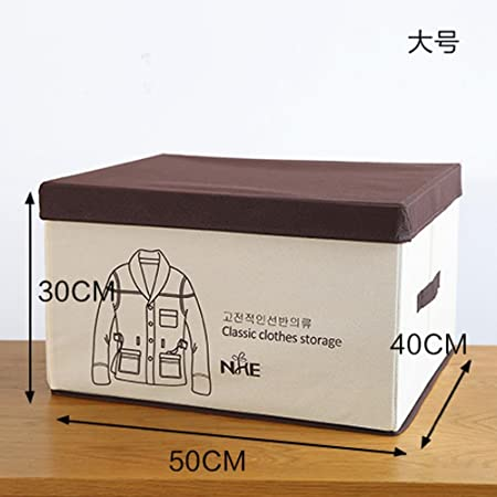 scatole contenitori cabina armadio