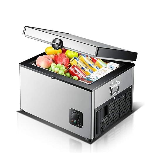 WMG& Mini Refrigerador De 35L, Refrigerador del Compresor del ...