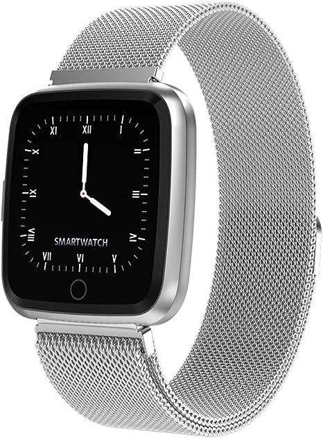Amazon.com: XYZNSH Fitness Smart Watch 1.3 Inches, IP67 ...