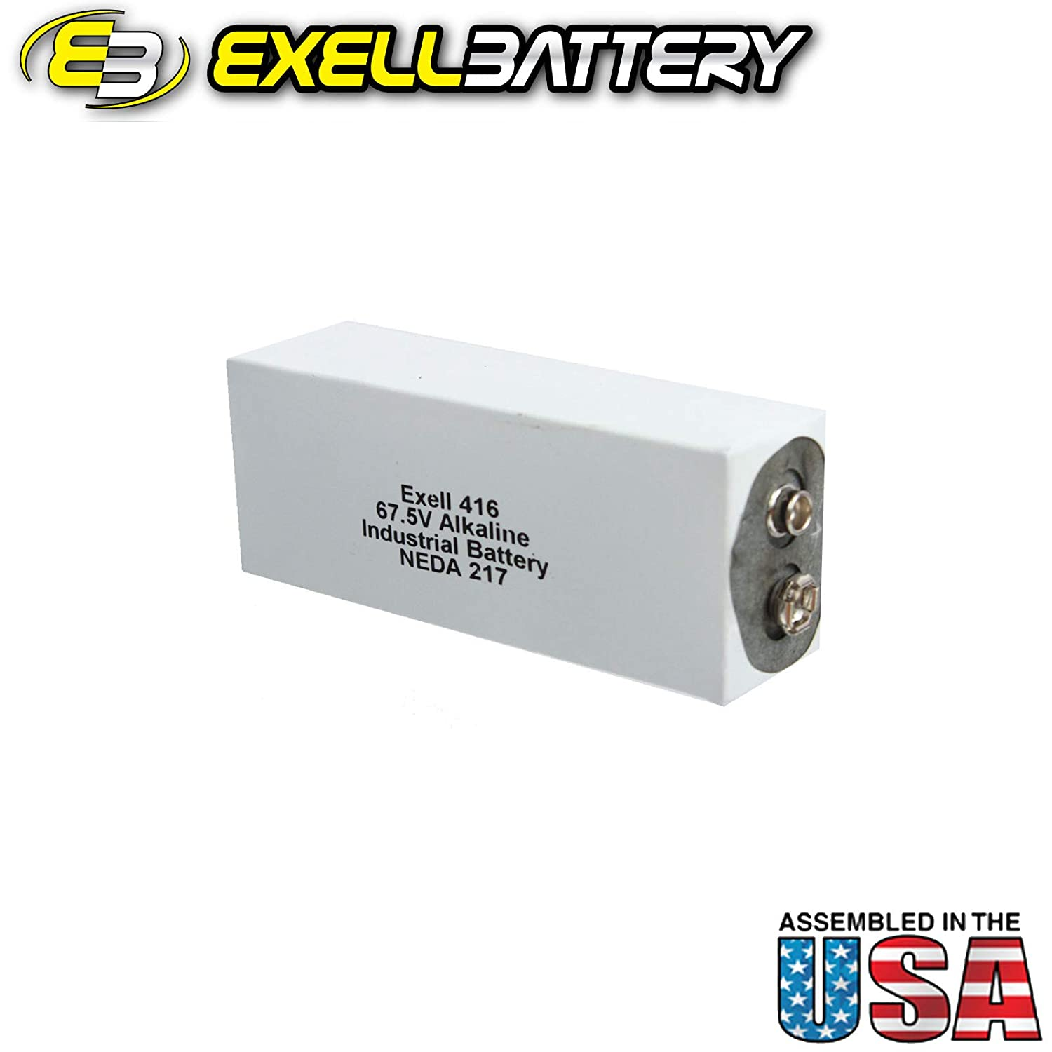 The 416A is a battery replacement for the ER-416 battery