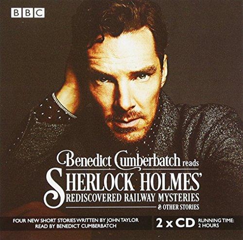 Benedict Cumberbatch Reads Sherlock Holmes' Rediscovered Rai