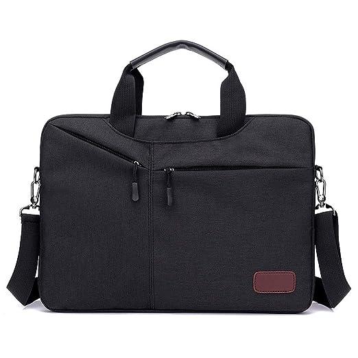 maletín portafolios bolso negocio hombre nylon
