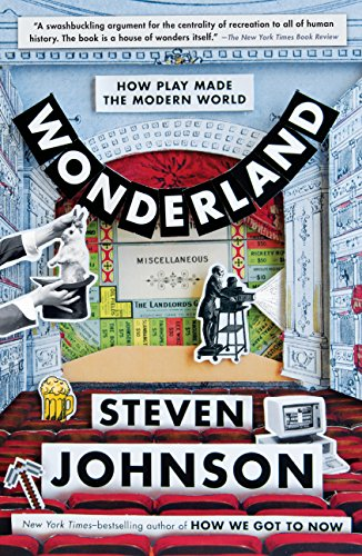 Wonderland: How Play Made the Modern - Riverhead Shopping