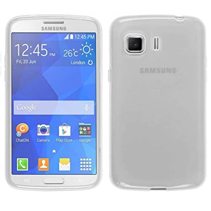 Funda Carcasa Gel Transparente para SAMSUNG GALAXY YOUNG 2 ...