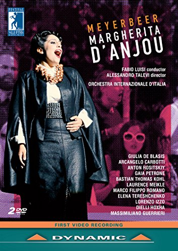 Meyerbeer: Margherita d'Anjou (Pool 5 Choruses)