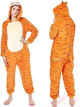FZH Pijama Mujeres Adultas Dumbo Kigurumis Cosplay Pijama ...