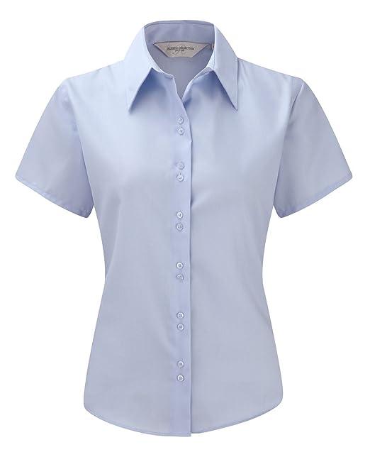 Russell Collection - Camisas - Manga Corta - para Mujer ...