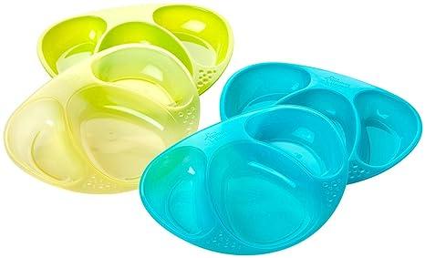 Tommee Tippee Explora - Juego de platos infantiles con ...