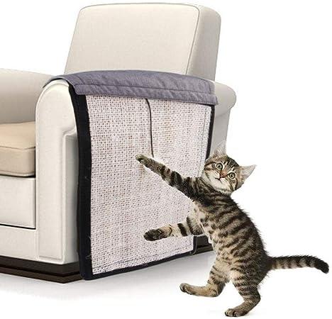 childlike Rascador para Gatos Protectores De Sofas - Protectores De Arañazos para Gatos - Protectores Anti Gatos para Sofá/Puerta/Muebles De Madera (117 X 29 X 5cm): Amazon.es: Hogar