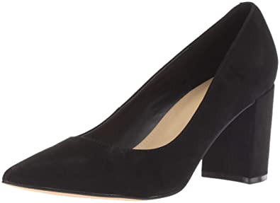 56145437aa2 Marc Fisher Women s Claire Pump Black 6 ...