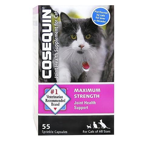 Nutramax Cosequin Espolvoree cápsulas para gatos