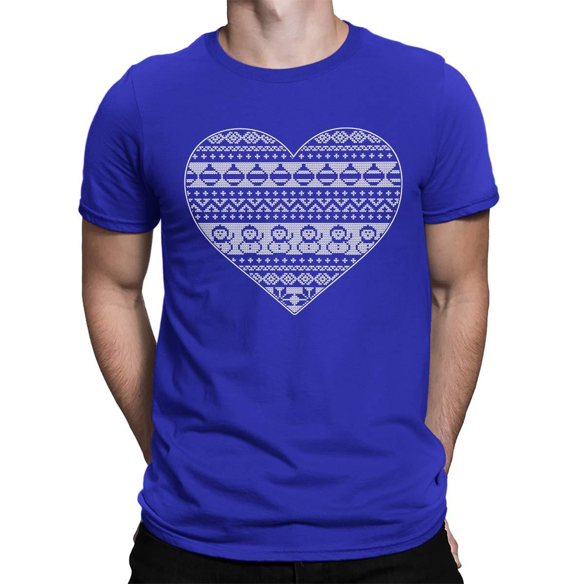Apparel Heart Christmas Pattern S T Shirt