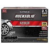 Rust-Oleum 318697 RockSolid Garage Floor Coating Kit Black