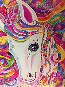 Lisa Frank 2 Pocket Folders Pack of 3 (Styles will vary)