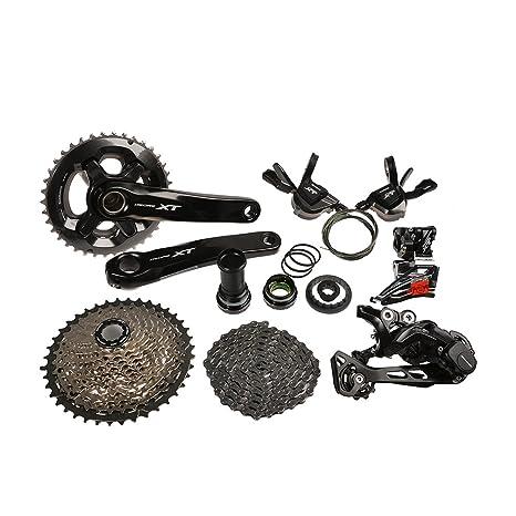 Shimano - Cambio Deore XT M8000 para bicicleta de montaña - Set ...