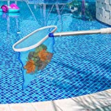 SUKKI Heavy Duty Pool Net Deep Bag Pool Skimmer