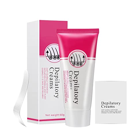 Amazon.com: Depilatory Cream-LuckyFine Painless Epilation Depilatory Cream For Hair Removal, Men Women For Armpit Legs Hair Removal Cream: Beauty