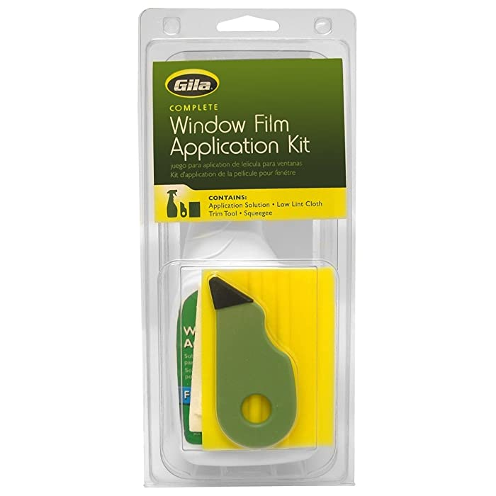 The Best Home Window Film Application Kit