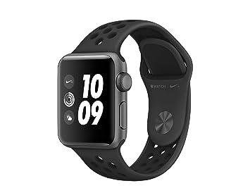 Apple Watch Nike+ Reloj Inteligente Gris OLED GPS (satélite): Amazon.es: Electrónica
