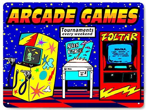 Vintage Arcade Games - 4