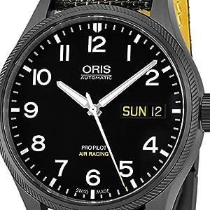 Oris Grande Corona Automático Día Fecha Aire Racing Edition Vi de los Hombres Reloj 0175276984284-set 3