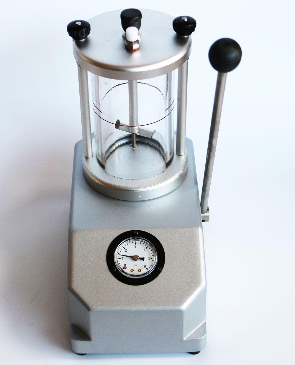 Armbanduhr Uhr Wasserdichtheitstest Werkzeug Watch Machine Uhr wasserdicht testen Test 6 ATM Watch Waterproof Tester
