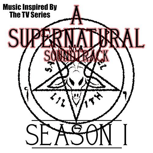 Supernatural Seasons 1 5 Original Television Soundtrack By