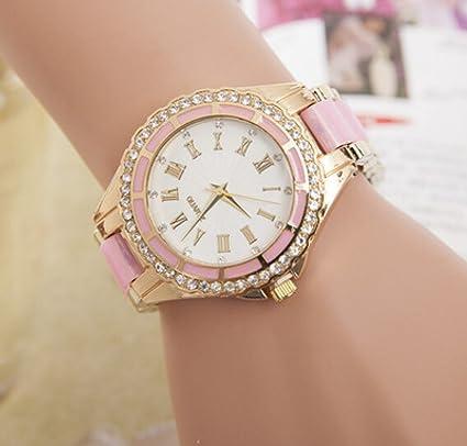 PIAOL Reloj Sillicon Analógico De Cuarzo Analógico De Moda Para Mujer Relojes Exclusivos Relojes únicos,
