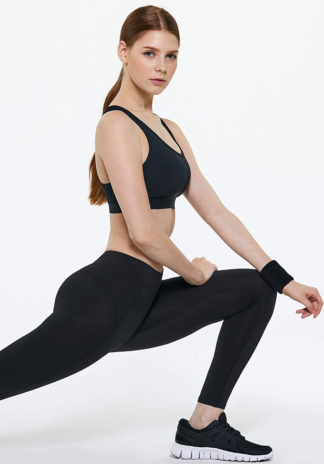 ATHLIO 1 or 3 Pack Women's Thermal Yoga Pants, Fleece Lined Compression Workout Leggings, Winter Athletic Running Tights : Clothing