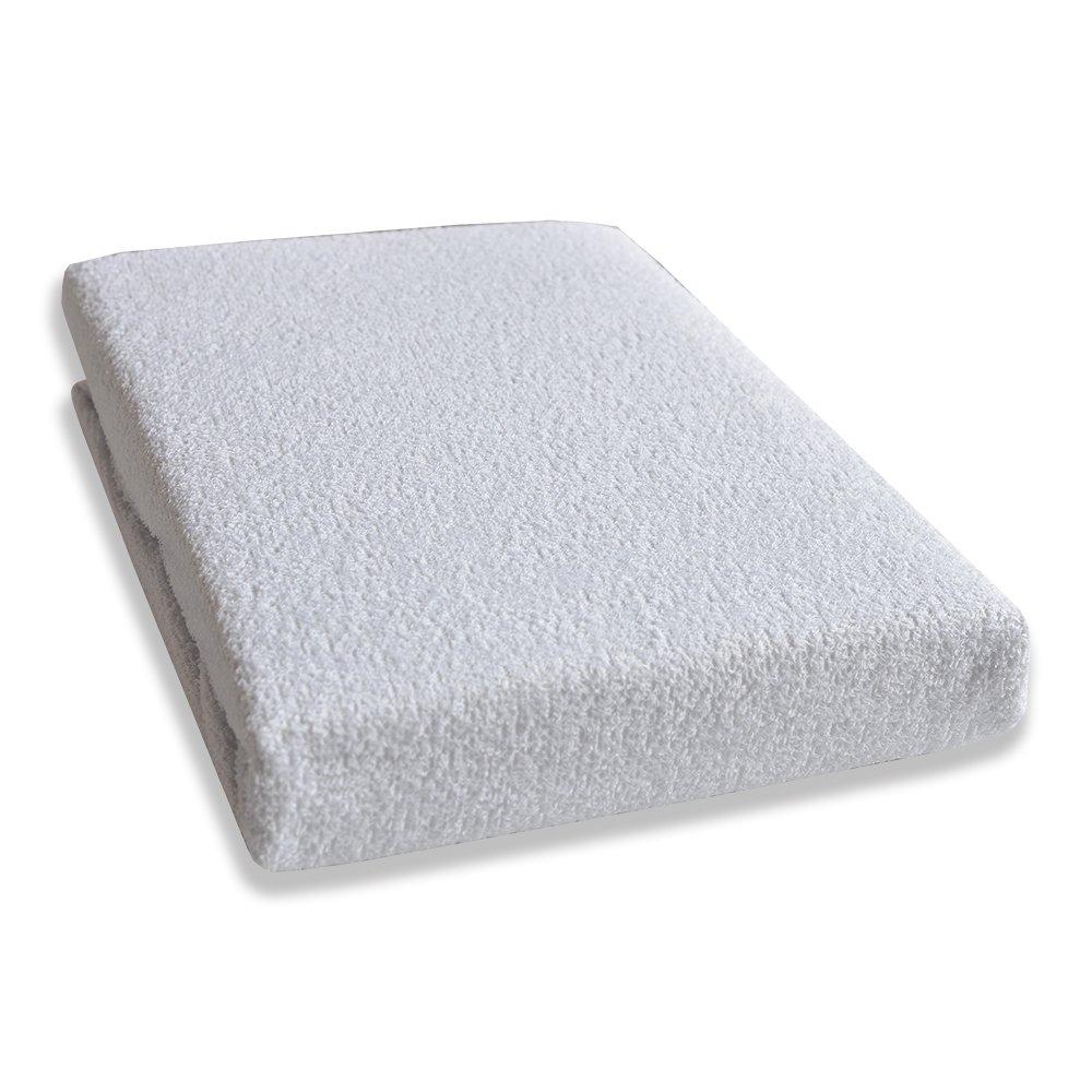 impermeabile Proteggi materasso universale gamma alta di uso universale Dagostino Home fabbricato in Spagna 90x190//200 di tessuto in spugna 100/% cotone molto assorbente