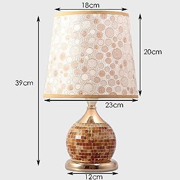 SED Lámparas de Mesa - Lámpara de Mesa Decorativa Creativa ...