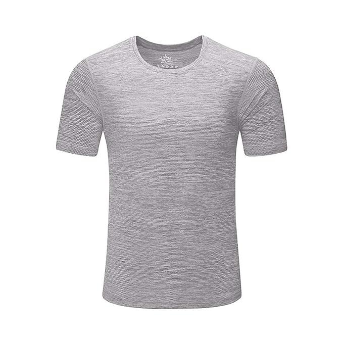 Camiseta con Capucha de Tirantes Deportes para Hombre, Tops Camisa ...