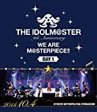 V.A. - The Idolm@Ster 9Th Anniversary We Are M@Sterpiece!! Blu-Ray Tokyo Koen Day1 (2BDS) [Japan BD] LABX-8095