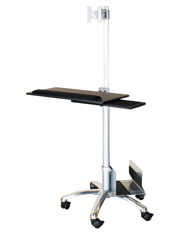 VALUE Mobile PC Warenkorb–Silber
