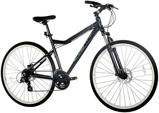 Monty Trekking- 7 - Bicicleta montaña Unisex de 24 velocidades ...